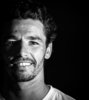 Antoine Delpero, ambassadeur de l'Association Nationale Handi-Surf