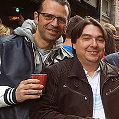 Dominique PINTO<div>& Jacques URQUIA</div>