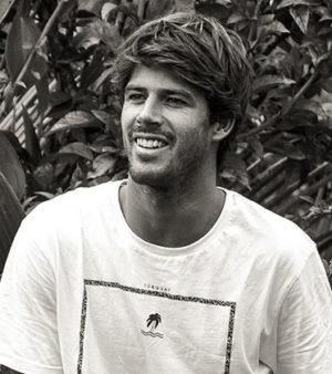 Vincent Duvignac, ambassadeur de l'Association Nationale Handi-Surf