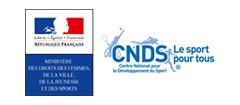 Logo du cnds, partenaire premium