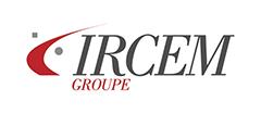 Logo IRCEM, partenaire de la maison des aidants