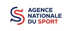 Logo de l'Agence Nationale du Sport, partenaire premium