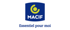 Logo MACIF, partenaire premium