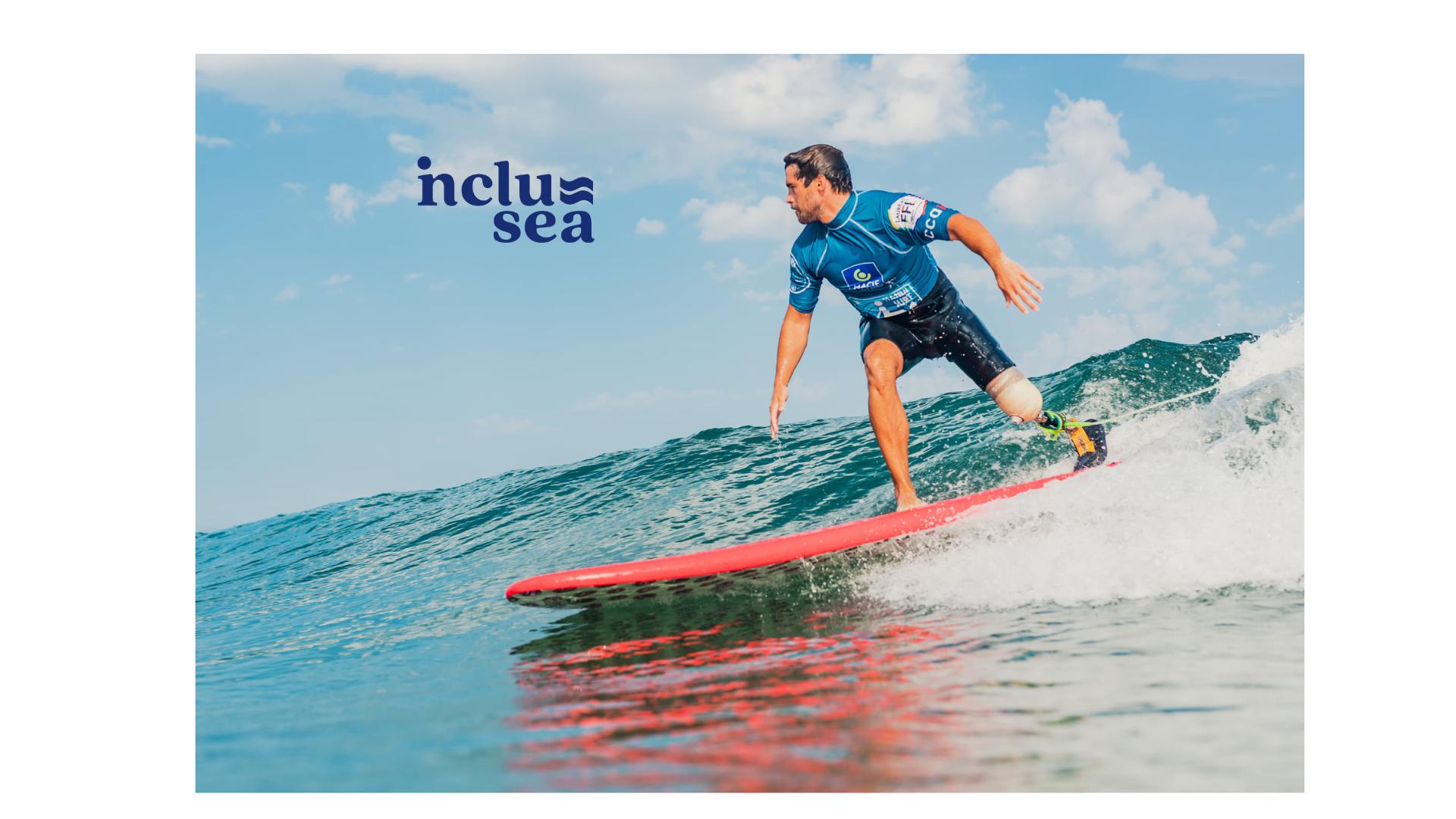 Retour sur le webinaire : 5 intervenants pour parler du Para Surf autour du projet INCLUSEA
